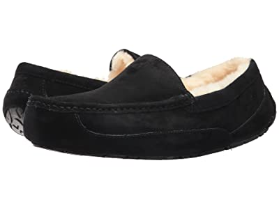 UGG Ascot WIDE (Black Suede) Men