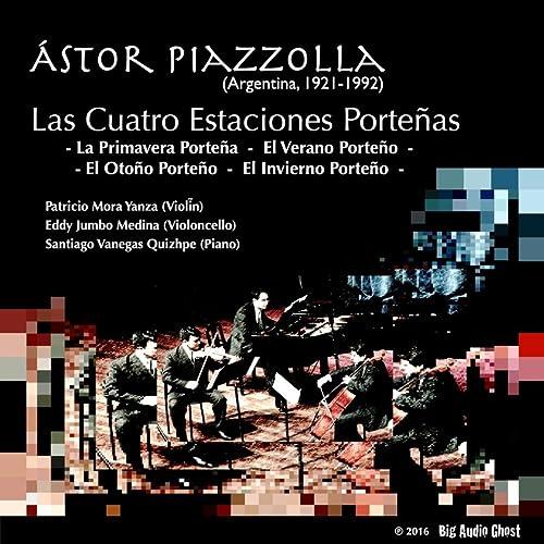 La Primavera Porteña de Orquesta Sinfónica de Cuenca en Amazon ...