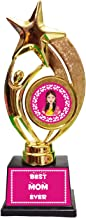 Family Shoping Mothers Day Gift for Mom  Best Mom Ever Trophy Medal Award for Mother