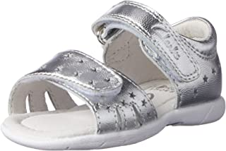 Clarks Girls' Shimmery Fashion Sandals