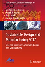 Best sustainable design and manufacturing 2017 Reviews