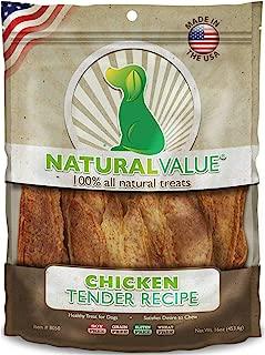 Best natural value chicken tenders Reviews