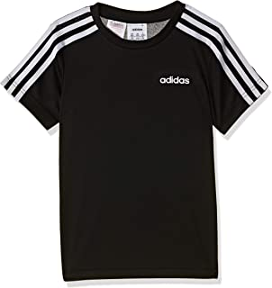 adidas Baby Boys Training 3 Stripes T-Shirt