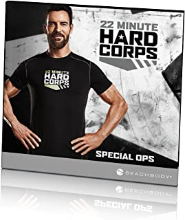 Beachbody Tony Horton's 22 Minute Hard Corps Special Ops Workout DVD
