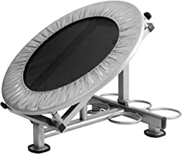 Medicine Ball Rebounder by Day 1 Fitness, Adjustable, Holdsup to 5 Medicine Balls-Premium, Durable Ball Trampoline with 9 Different Heights,for Shoulders,Core,Physical Therapy-Med Ball Equipment