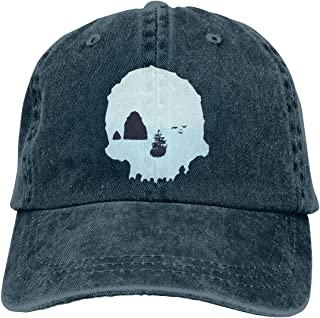 Xia Wen It All Starts Here The Goonies Summer Cool Heat Shield Unisex Adult Cowboy Hat