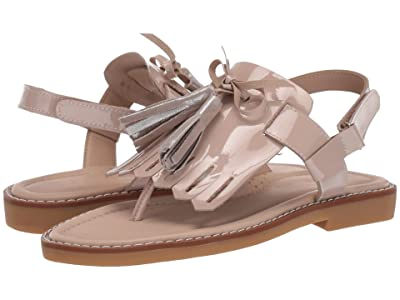 Elephantito Boho Chic Sandal (Toddler/Little Kid/Big Kid) (Patent Blush) Girls Shoes