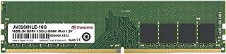 16GB JM DDR4 3200Mhz U-DIMM 1Rx8 2Gx8 CL22 1.2V (JM3200HLE-16G)
