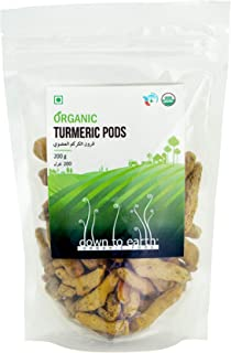 Organic Turmeric Pods 200 G