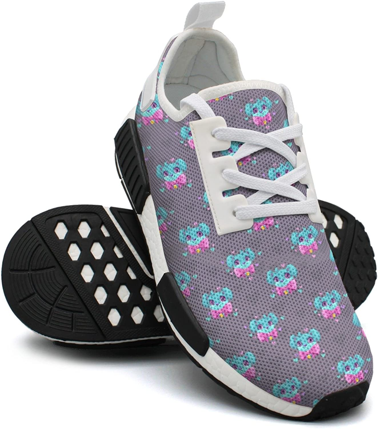 Dogs and Hearts Women's Exclusive Lightweight Sneaker Gym Outdoor Running shoes