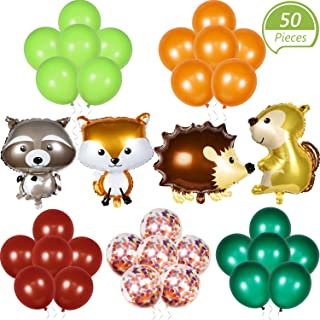 Best woodland themed balloons Reviews