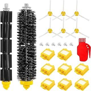 ABClife Kit Cepillos Repuestos de Accesorios Compatible con Aspiradoras iRobot Roomba Serie 700 720 750 760 765 770 772 772e 774 775 776 776p 780 782 782e 785 786 786p 790-23PCS