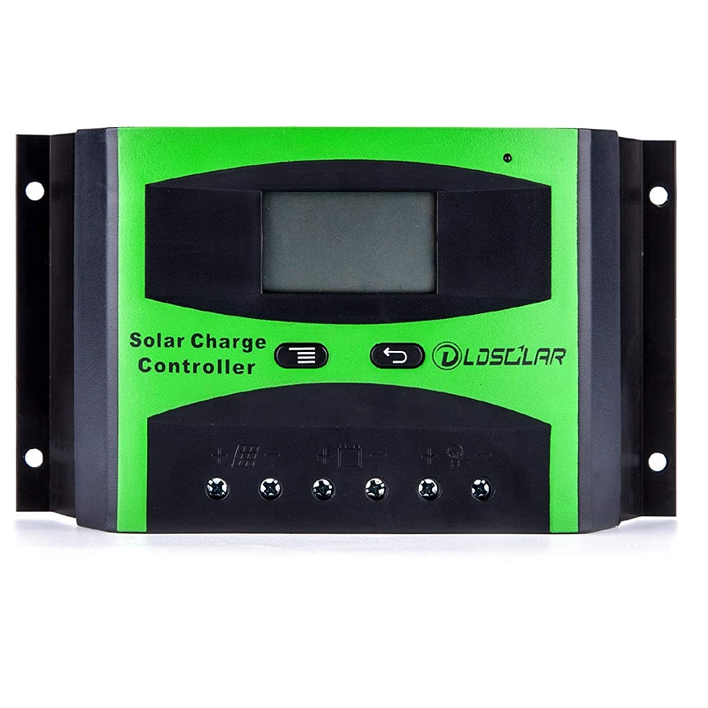 製造業狂信者遷移ソーラーチャージャーコントローラ 60A 48Vソーラー充電コントローラLD4860S 充電 コントローラ