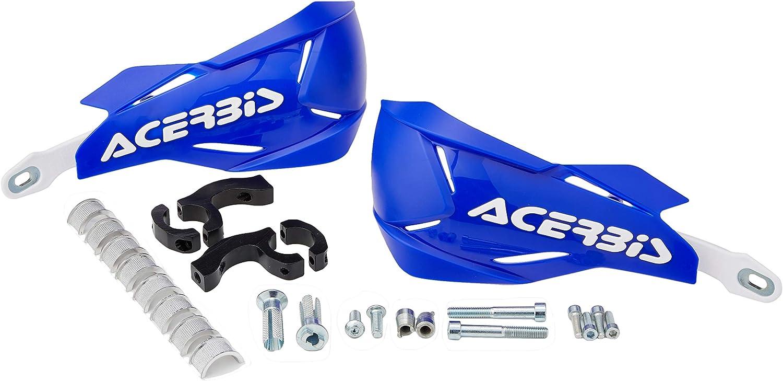 Acerbis 0022397 315 X Factory Schwarz Weiß Einheitsgröße Auto