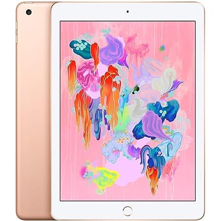 iPad (2018 Latest Model) with Wi-Fi only 32GB Apple 9.7in iPad MRJN2LL/A Gold (Renewed)