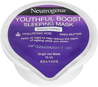 Neutrogena Youthful Boost Smoothing Sleeping Mask, 10ml