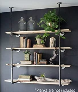 Best industrial bedroom shelving Reviews
