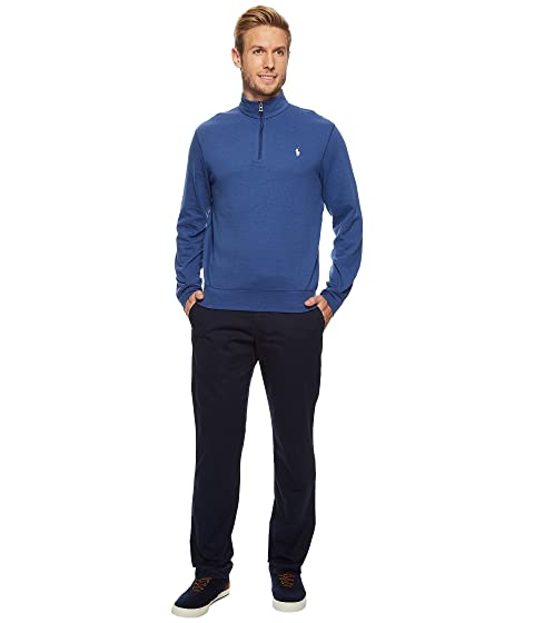 Pullover Polo Lauren Double Knit Ralph zyBIqa