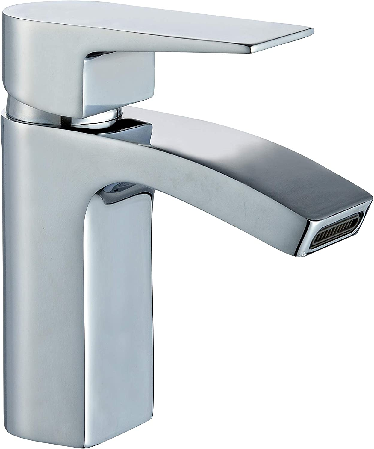 Laggi 532099 Dobson Sink Tap, Chrome-Plated