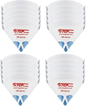 TCP Global 1000 Pack of Paint Strainers with Fine 190 Micron Filter Tips - Premium