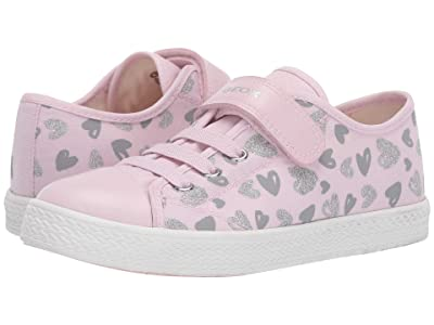 Geox Kids Ciak Girl 64 (Little Kid/Big Kid) (Pink) Girl