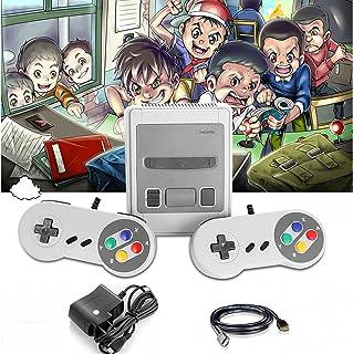 YONGQING Console de Jeu rétro HDMI,Jeu vidéo de Poche Classique TV Double Manette Filaire Joystick,Prise en Charge des Jeu...