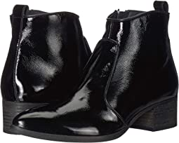 Black Crinkled Patent