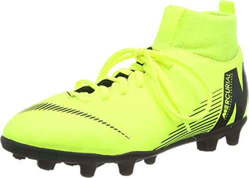 Nike Jr Superfly 6 Club MG, Chaussures de Football Mixte Enfant