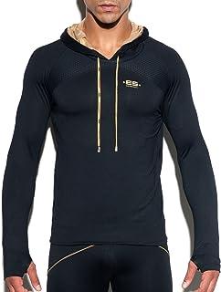 ESコレクション メンズ タンクトップ スリーブレス ノースリーブ 男性下着 インナーシャツ