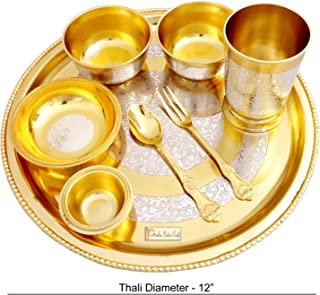 Best pure silver dinner set india Reviews