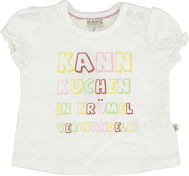 Kanz Baby-M/ädchen Langarmshirt T-Shirt