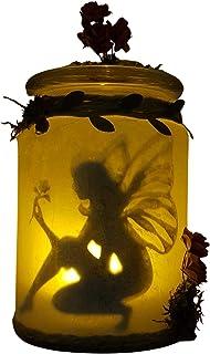 Lampara hada fantasía original,luz quitamiedos LED
