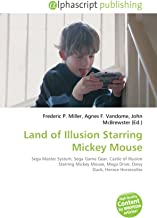 Land of Illusion Starring Mickey Mouse: Sega Master System, Sega Game Gear, Castle of Illusion Starring Mickey Mouse, Mega Drive, Daisy Duck, Horace Horsecollar
