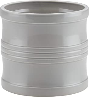 Circulon 47582 Ceramics Tool Crock/Utensils Crock - 7.5 Inch, Gray