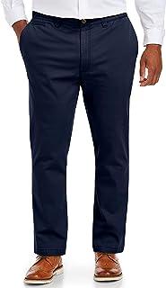 Amazon Essentials Pantalones de chino ajustados grandes y altos. Pantalones casuales para Hombre