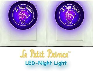 Le Petit Prince Photosensor LED Night Light by Lumitusi ( Le Petit Prince X 2個)