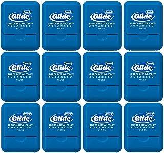 نخ پیشرفته Glide Oral-B Pro-Health ، اندازه کوچک 4 متر (4.3 یارد) - بسته 12