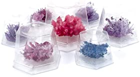 4M 5557 Crystal Growing Science Experimental Kit - Easy DIY Stem Toys Lab Experiment Specimens, A Great Educational G...
