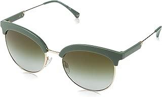 EA4102 56097Z Sage/Rose Gold EA4102 Round Sunglasses Lens Catego