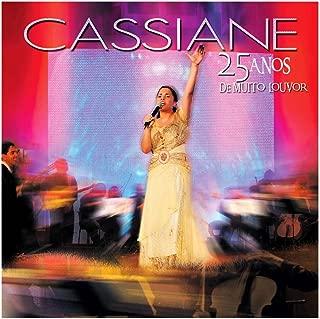 Cd - Cassiane - 25 Anos De Muito Louvor