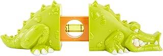 مقياس الميل لبنائي المملكة بتصميم حيوان اليف على شكل تمساح من ليتل تايكس، متعدد الالوان