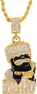 Best cartoon necklace chain Reviews