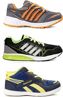 Bacca Bucci Set of 3 Sports Shoes Men Footwear Combo
