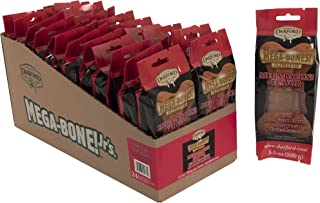 Darford Mega Bone Junior Bacon Flavor Dog Treat, 3-1/2-Ounce (Pack Of 24)