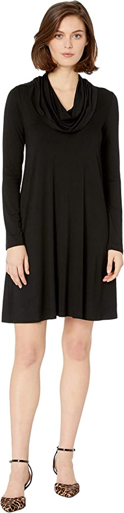 Cowl Neck Chloe Dress