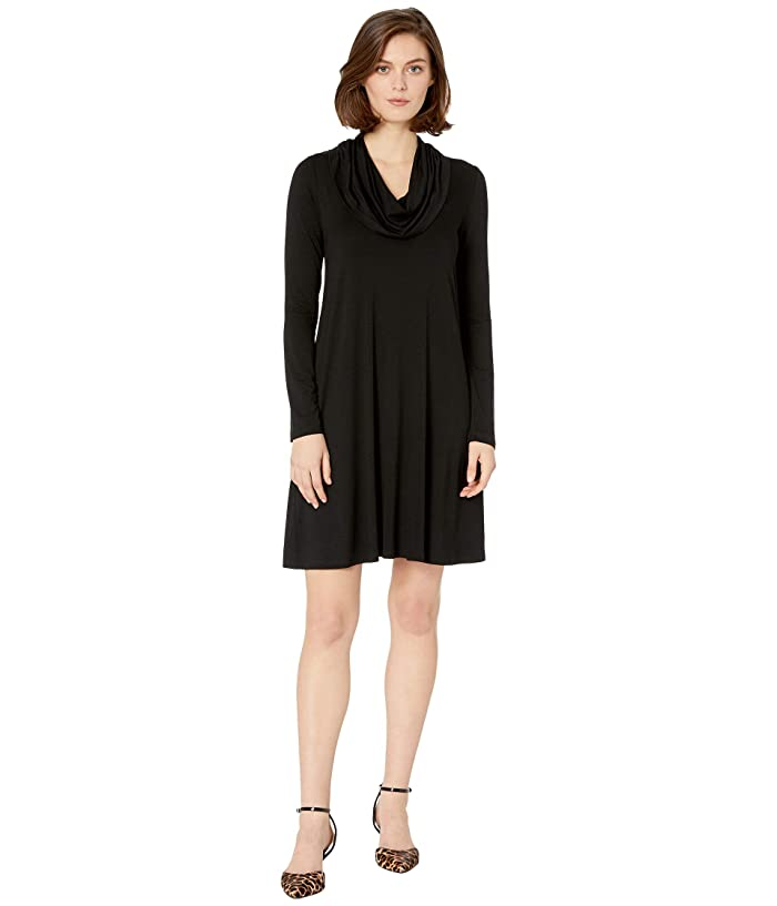 2adc5100ed46 Karen Kane Cowl Neck Chloe Dress at Zappos.com