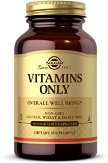 Solgar Vitamins Only, 90 Vegetable Capsules