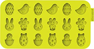 Siliconezone SZ13OM-11879AA Easter Chocolate Wafer Mold