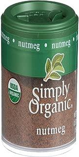 Simply Organic Mini Nutmeg, 0.53 oz