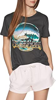 Billabong Glitering Ocean Womens Short Sleeve T-Shirt